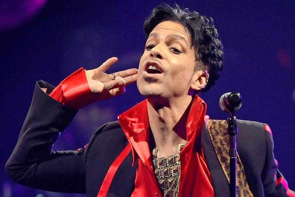 Popikone Prince starb 2016 an einer Überdosis Schmerzmittel.