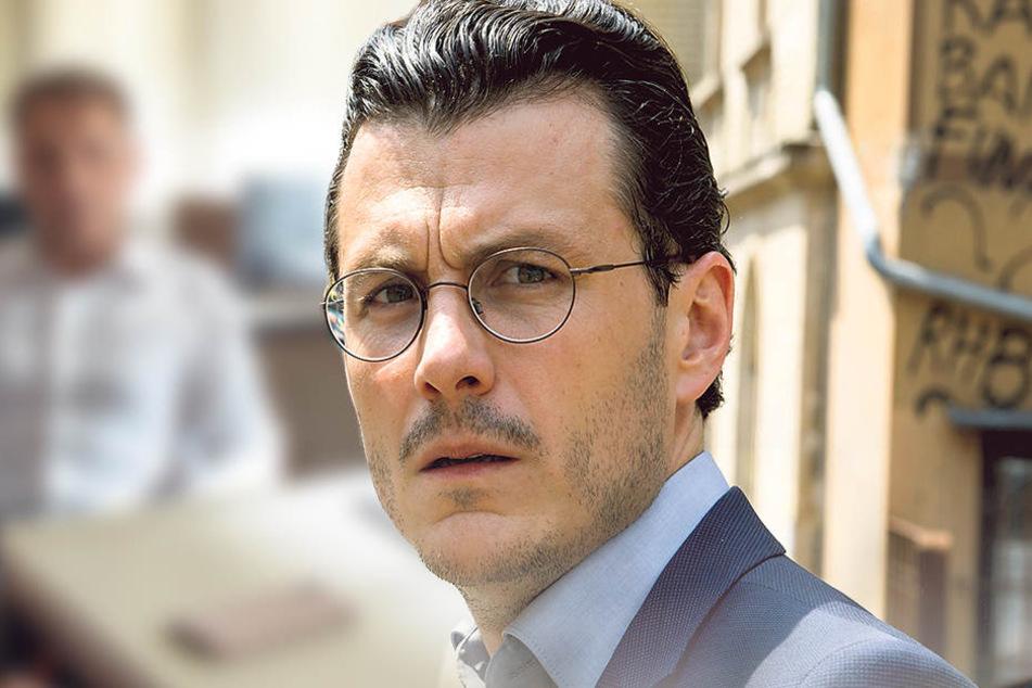 Die Zuschauer müssen sich ganz und gar mit dem verdächtigen Jakob Gregorowicz (Manuel Rubey, 39) identifizieren.