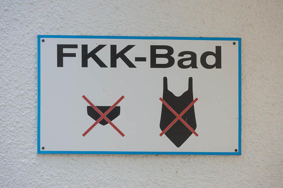 Dieses Schild lässt keine Frage offen.