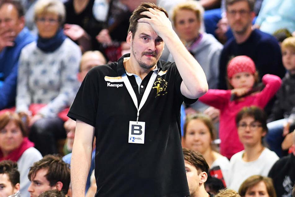 Rico Göde muss die unbefriedigende Saison mit seinem Trainerteam aufarbeiten.