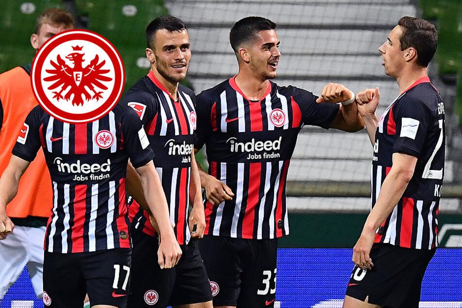 Abstiegskampf adé? Eintracht ringt Werder in kampfbetontem Nachholspiel nieder