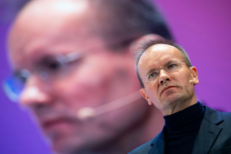 Die Münchner Staatsanwaltschaft ermittelt gegen Ex-Vorstandschef Markus Braun (Bild) und weitere ehemalige und aktive Spitzenmanager.