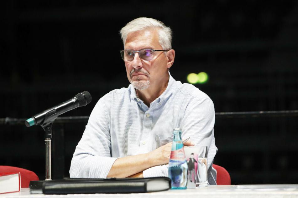 Jürgen Rotter, Vorsitzender des Ehrenrates.