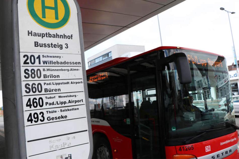 Paderborn macht den Anfang, 2018 zieht Bielefeld mit Gleiserneuerungen nach.