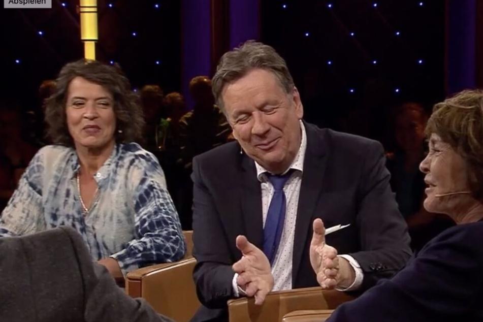 Auch mit Wetterfrosch Jörg Kachelmann legte sich die Schauspielerin an.