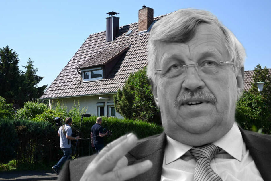 Fall Lübcke: Ermittler erneut am Haus von Stephan E.