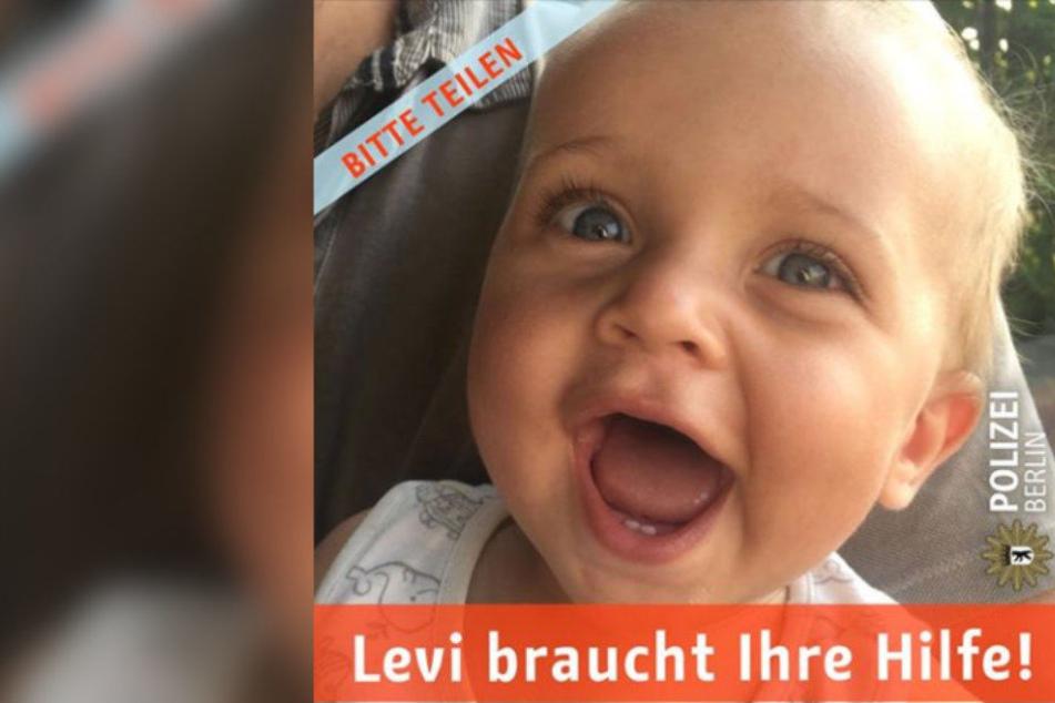 Immunschwäche: Levi (10 Monate) braucht einen Stammzellen-Spender