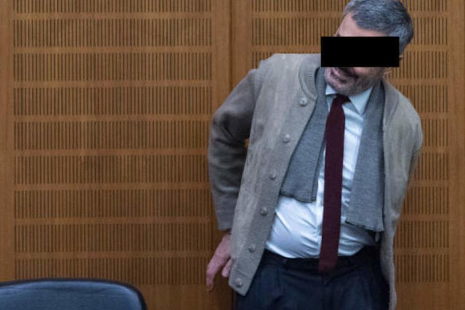 """Nach einem Vierteljahrhundert bekommt der """"Lasermann"""" wohl endlich seine gerechte Strafe (Archivbild vom 13.12.2017)."""