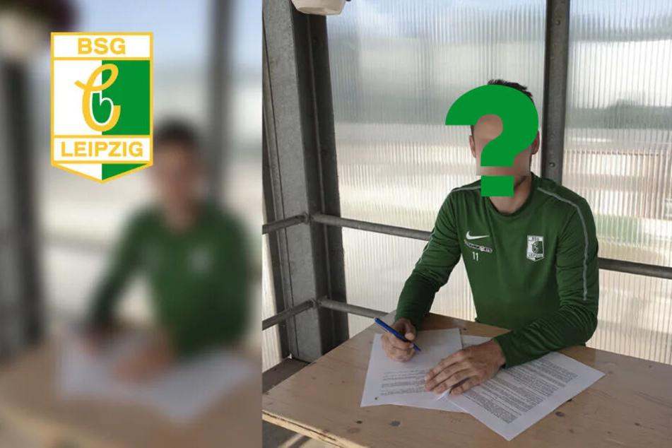 Nach erfolgreichem Aufstieg: Dieser Spieler von Chemie Leipzig verlängert bis 2020