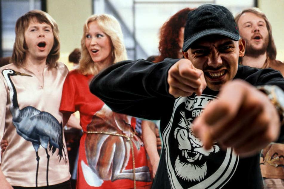 Capital Bra: Capital Bra stößt ABBA vom Thron, doch Radiosender boykottieren den Rapper