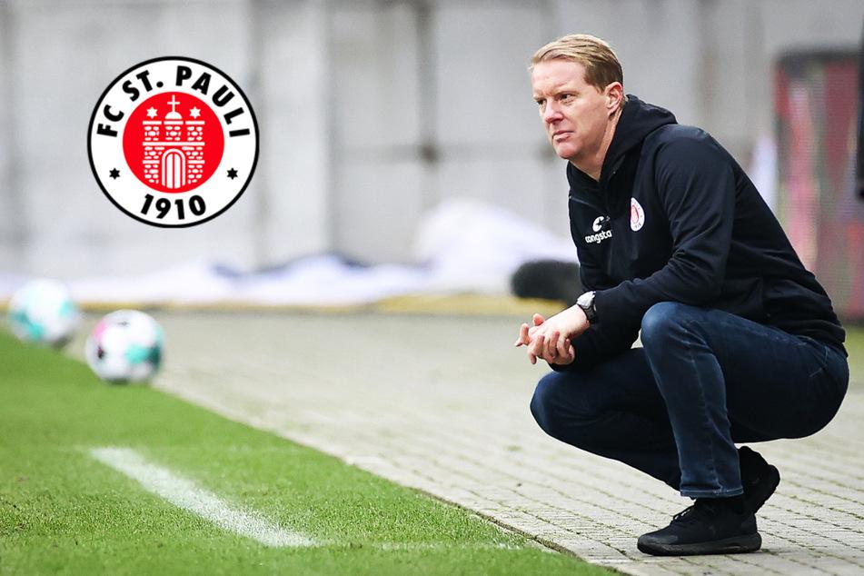 """FC St. Pauli-Coach Timo Schultz lobt Gegner Kiel: """"Sind uns ein paar Schritte voraus"""""""
