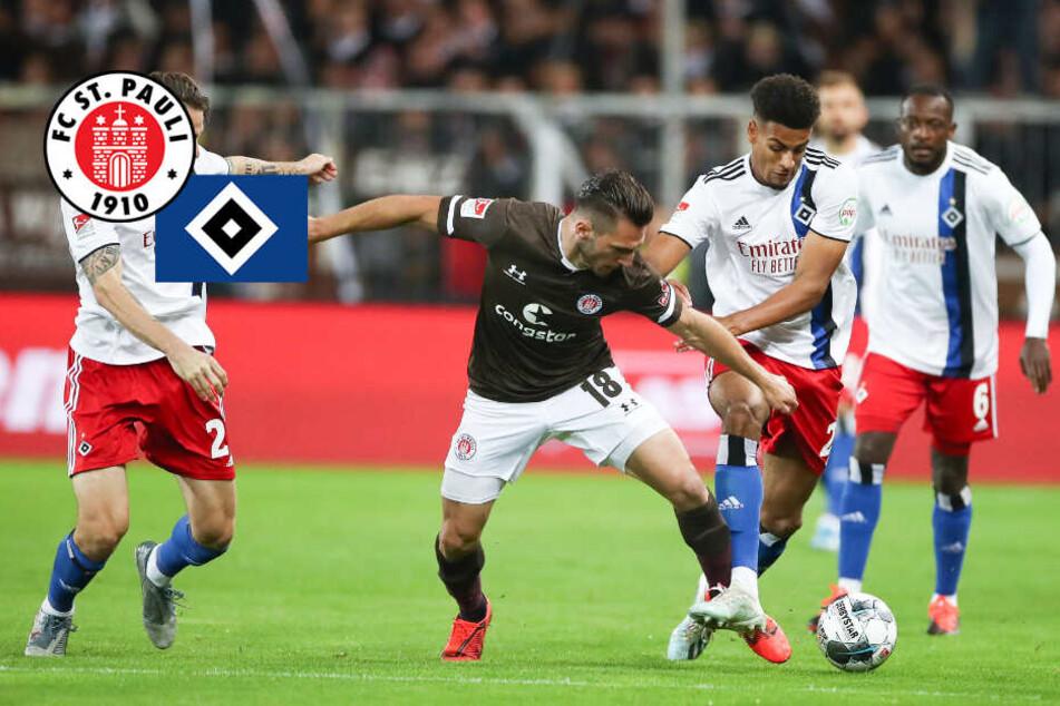 St.Pauli Gegen Hsv