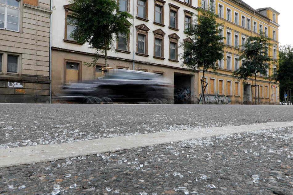 Die Georgstraße wird ab Dienstag teilweise zur Einbahnstraße. (Archivbild)