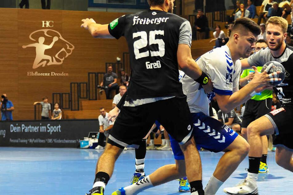 Neuzugang: HC Elbflorenz holt talentierten Kreisläufer Philip Jungemann!
