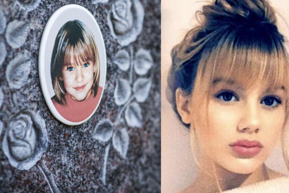 Ähnlich wie im Fall der kleinen Peggy (†9, links) könnte es viele Jahre dauern, bis die Leiche von Rebecca gefunden wird. (Bildmontage)