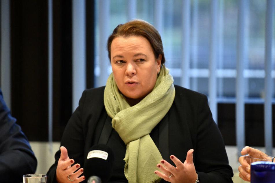 NRW-Agrarministerin Ursula Heinen-Esser.