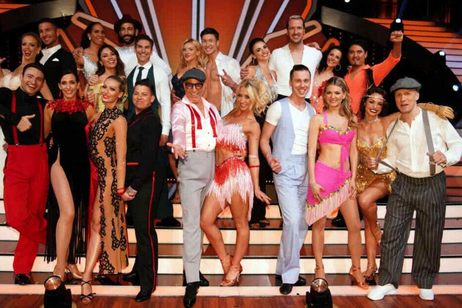 """Die Tänze bei """"Let's Dance: Musik der 90er und es gibt eine Überraschung!"""