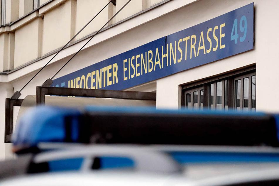 Es ist nicht der erste Vorfall, der die Polizei diese Woche zur Eisenbahnstraße führte. (Symbolbild)