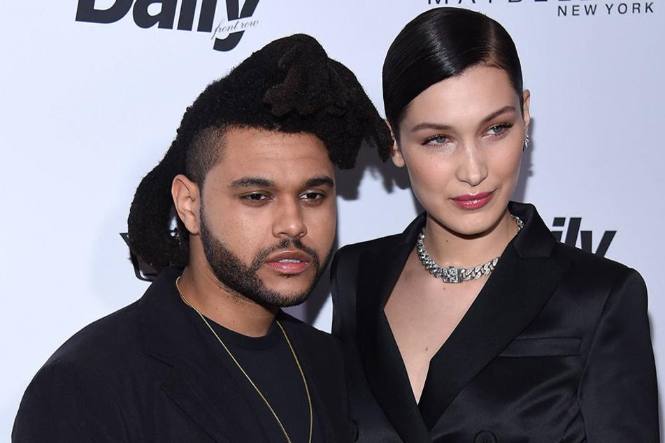 Anfang November haben sich Bella Hadid und Sänger The Weeknd getrennt. Doch scheinbar hat das Model noch Sehnsucht!