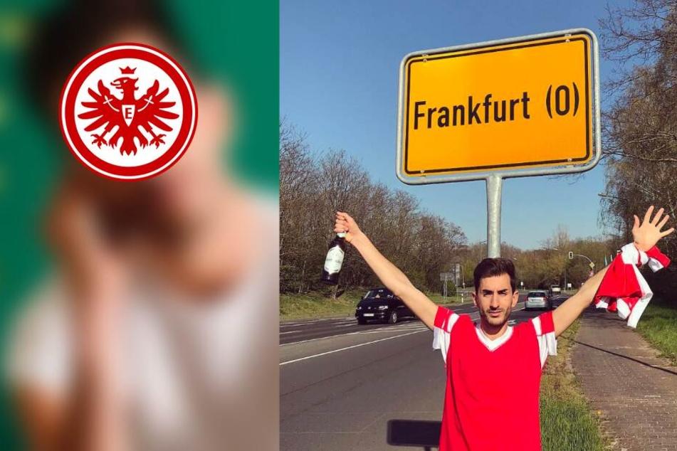 Benfica-Fan reist ins falsche Frankfurt: Doch die Story ist ein Mega-Fake!
