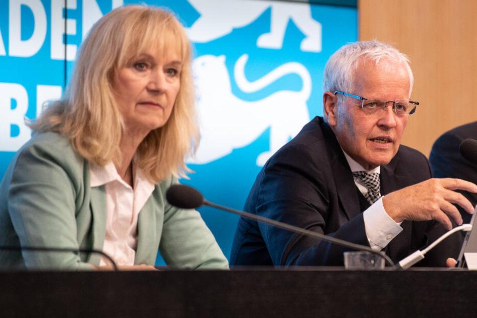 Christina Baum und Emil Sänze wollen Posten im Landesvorstand.
