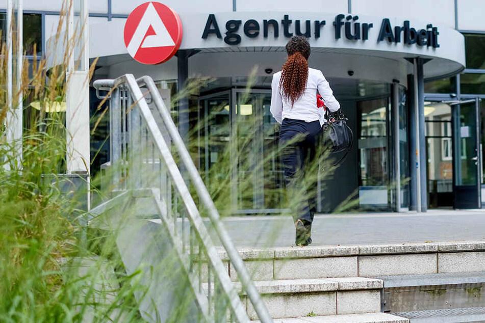 602 Personen haben seit Juli in Leipzig Arbeit gefunden. (Symbolbild)