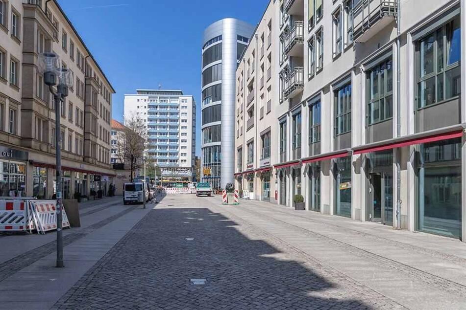 Die Innere Klosterstraße wird zur WM-Fan-Meile.