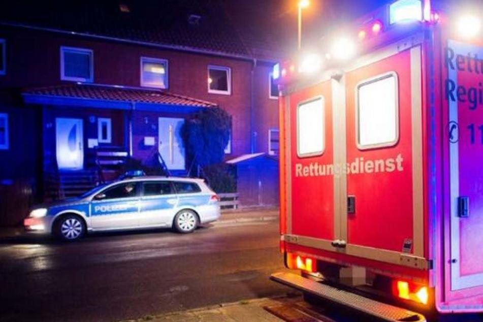 Der junge Mann wurde in der Julius-Kühn-Straße in Halle (Saale) gefunden. (Symbolbild)