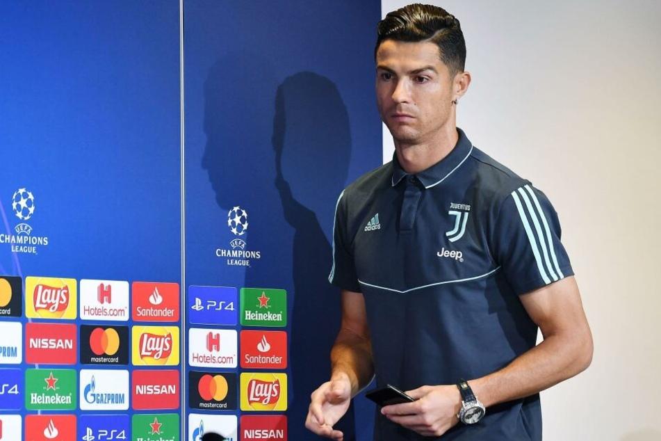Cristiano Ronaldo (34) spielt mittlerweile für Juventus Turin.