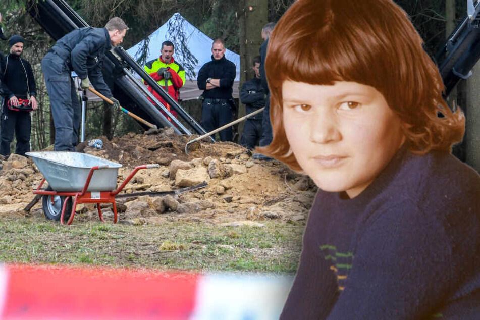 Die Leiche der vermissten Monika Frischholz wurde nicht gefunden. (Bildmontage)