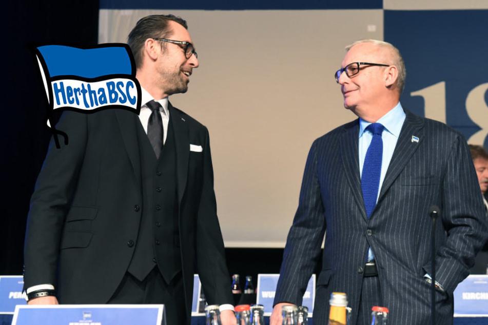 KKR schon wieder Geschichte? Hertha will mit Anleihe Anteile zurückkaufen