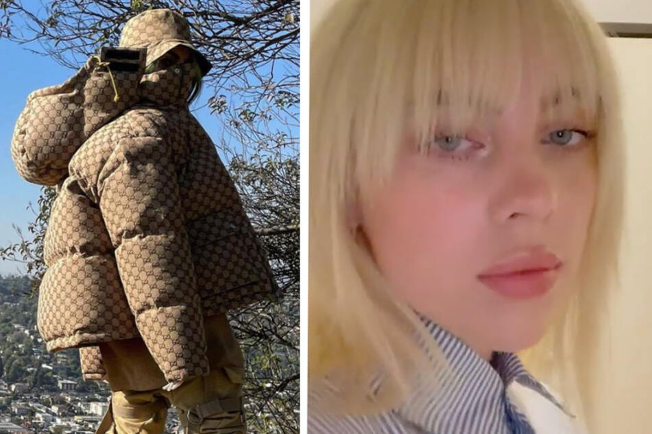 """I spy"" some secret ink: Did Billie Eilish expose hidden tattoos during her Vogue photoshoot?"