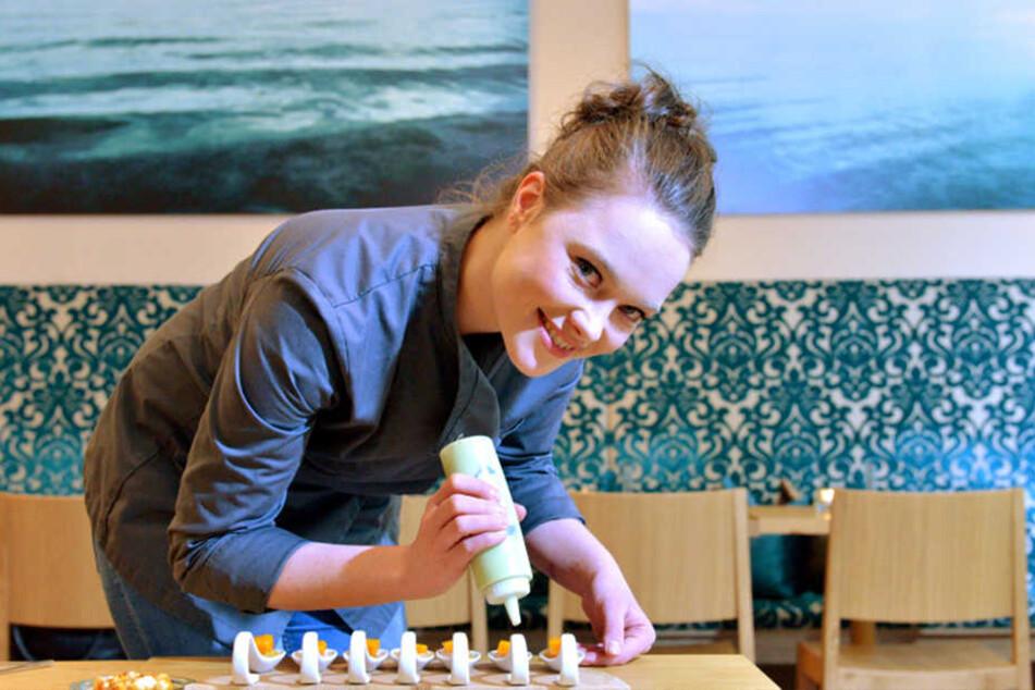 Von der Hobbyköchin zum Profi: Verena Leister (25) machte ihr Hobby zum Beruf und versucht sich nun bei einem der härtesten Kochwettbewerbe der Welt.