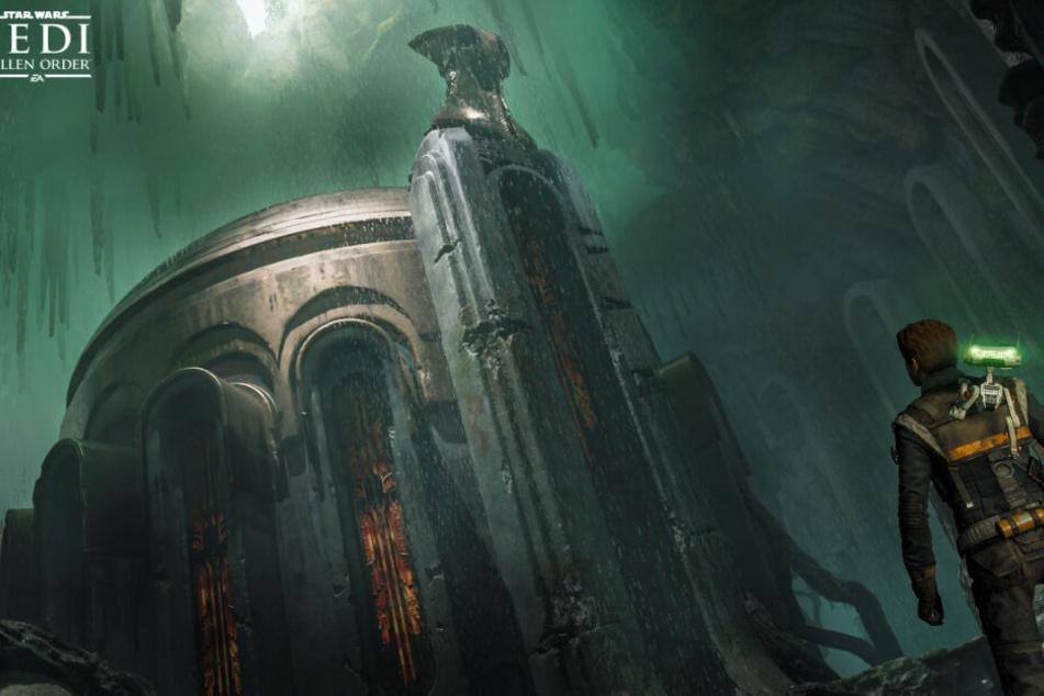 Die grafische Inszenierung der Schauplätze innerhalb des Games ist grandios.