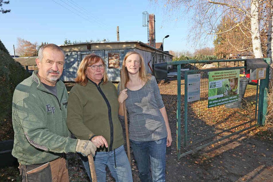 Er fordert Filter für Räuchermännel: Umweltschützer Ronald Peuschel (65).