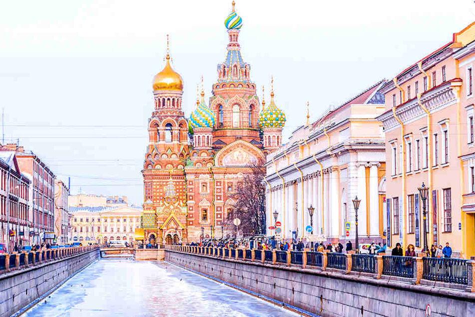St. Petersburg ist die Partnerstadt von Dresden. Per Flugzeug sind sie nicht mehr verbunden.