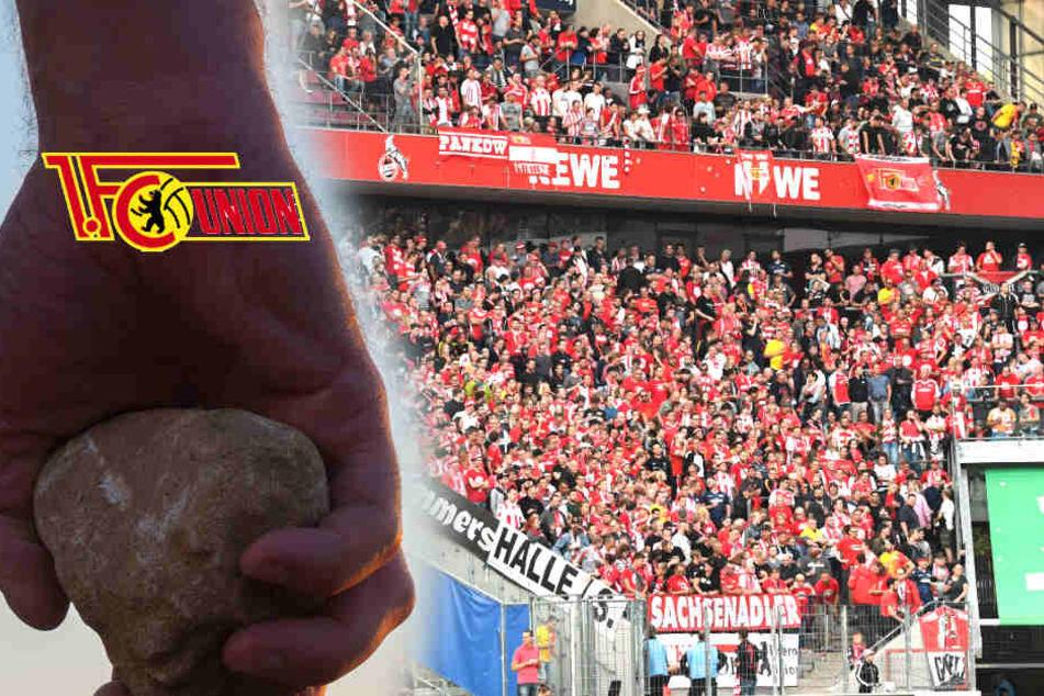 Union-Fans nach Spiel in Köln mit Steinen attackiert