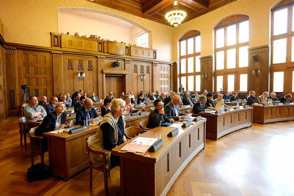 Chemnitz: Wer stimmt mit wem im neuen Chemnitzer Stadtrat?