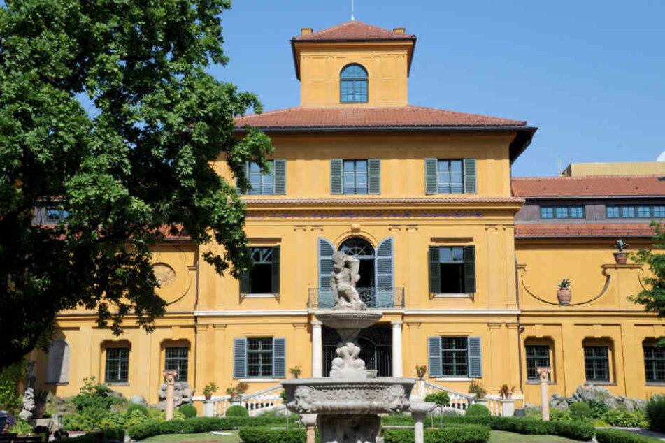 Das Lenbachhaus stellt seine berühmte Kunstsammlung ins Netz. (Archivbild)