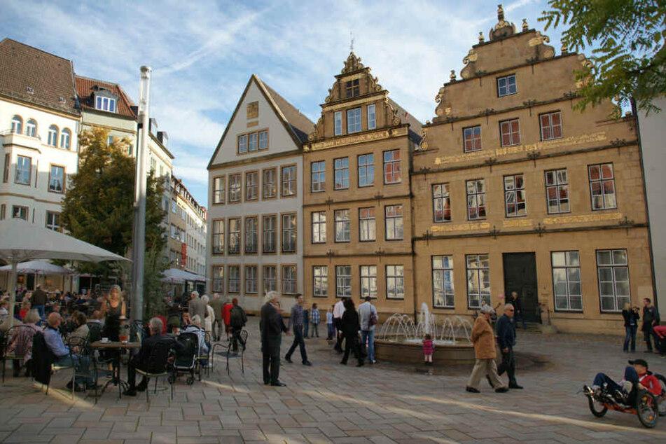 Im Herzen der Altstadt laden die Geschäfte ebenfalls bis 24 Uhr ein.