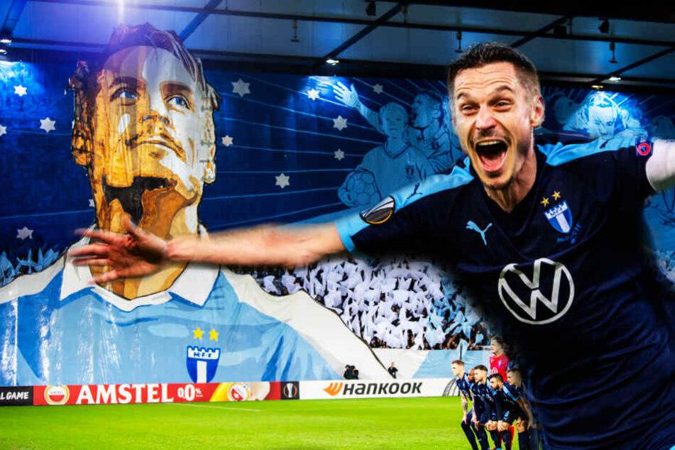 Ex-Bundesliga-Star schießt sein Team in letztem Heimspiel in der Nachspielzeit zum Sieg