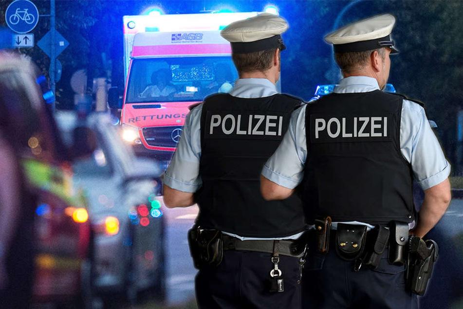20-Jähriger auf offener Straße mit Messer niedergestochen!