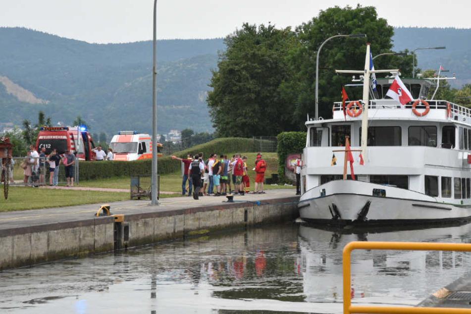 Wassereinbruch! Über 50 Passagiere in Sicherheit gebracht