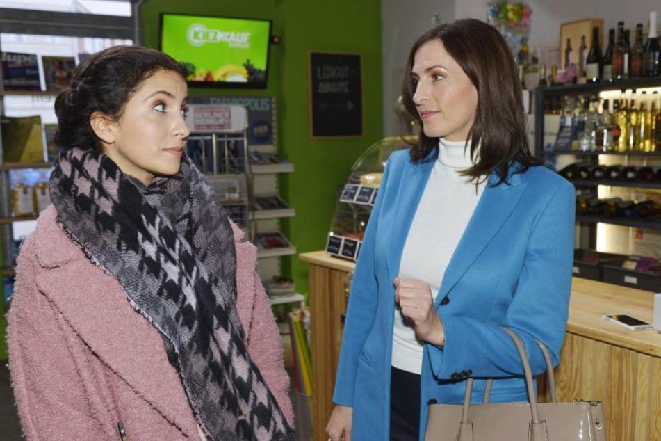 Wird der Kampf zwischen Laura und Katrin im nächsten Jahr eskalieren?