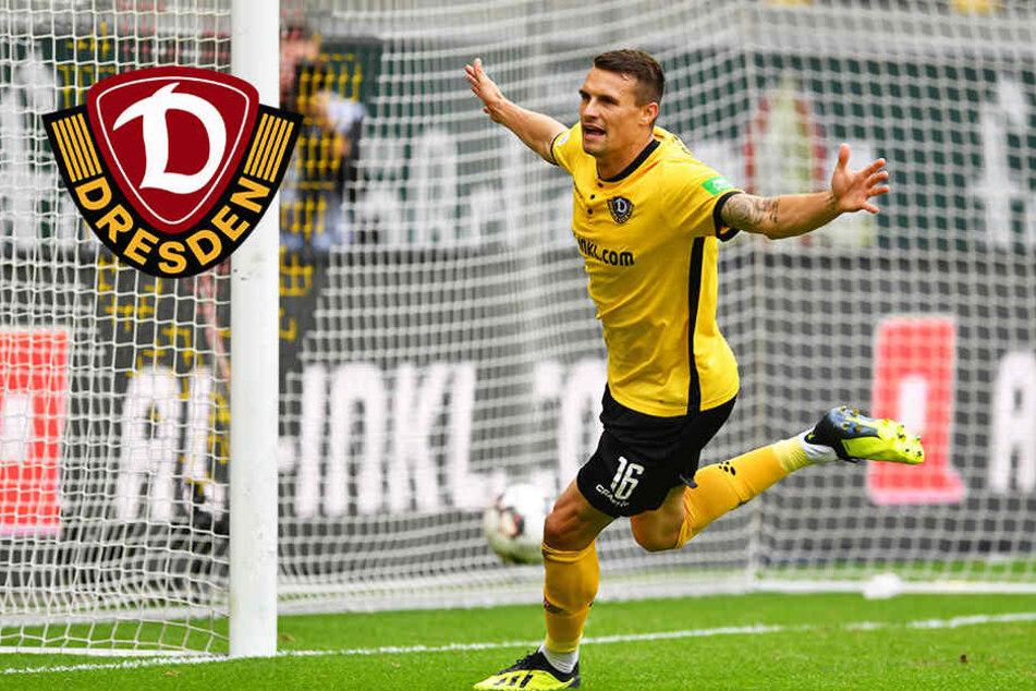 Ganz stark, Dynamo! Walpurgis-Team schickt Darmstadt mit 4:1 nach Hause
