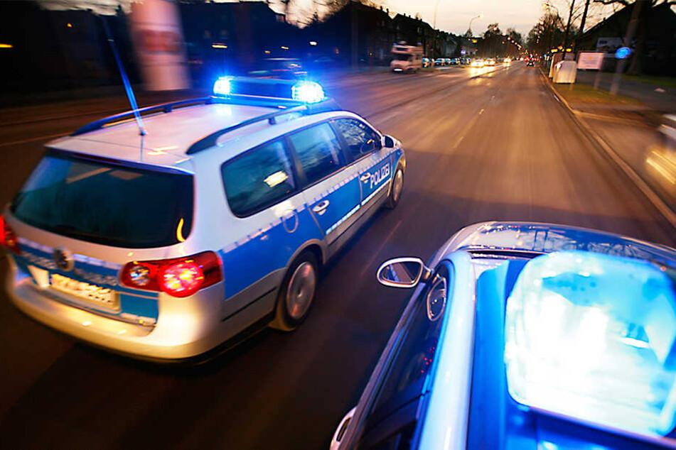 Die Polizei sucht jetzt Zeugen, die Angaben zum Fahrer machen können.