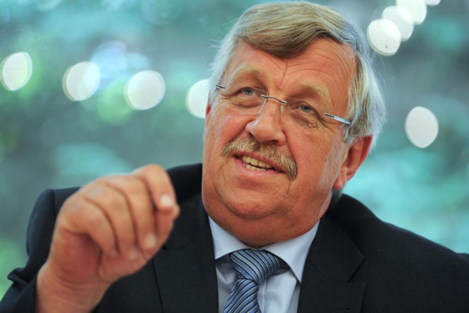 Der damalige nordhessische Regierungspräsident Walter Lübcke.