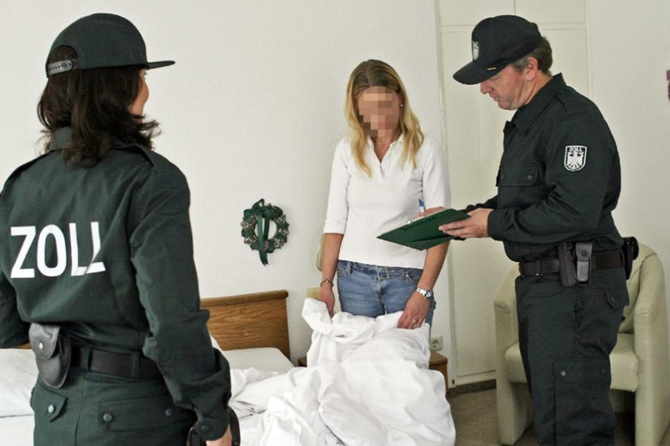Mindestens zwei Millionen Euro Schaden: Razzia in Dresdner Hotel