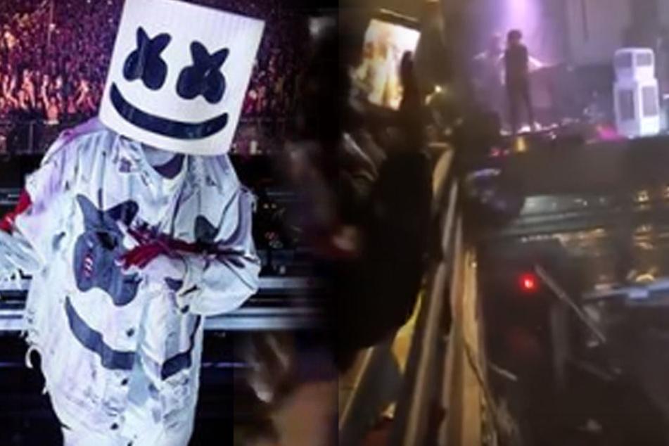 Star-DJ sagt kurzfristig Auftritt ab: Fans rasten aus und zerlegen Club