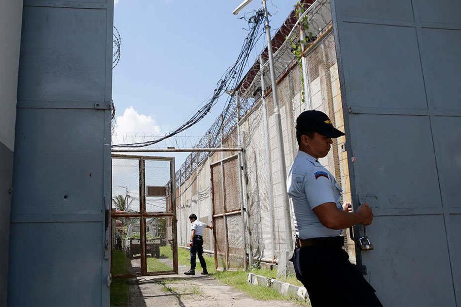 Ins Kerobokan Gefängnis musste der damals 20-jährige Gütersloher.